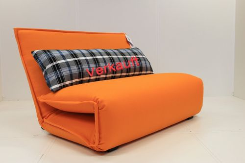Tattomi Relax Sofa 125, Divina 3 orange